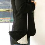 Pochette de soiree noire collection femme