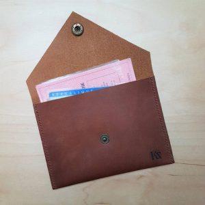 Pochette carte d'identité porte permis de conduire